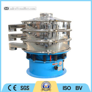 Stainless Steel Food Grade Rotary Circular Vibrating Sieve pictures & photos