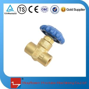 LNG Vehicle Gas Cylinder Manual Globe Valve From China pictures & photos