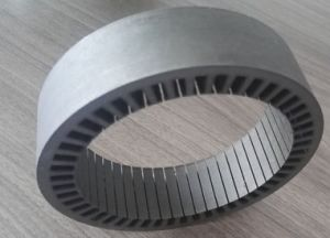 Lamination Stator and Rotor Glued Neodymium Magnet for Prototype Motor, EDM pictures & photos