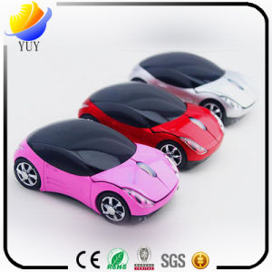 High-End Delicate Fashion Roadster Model Wireless Mouse pictures & photos