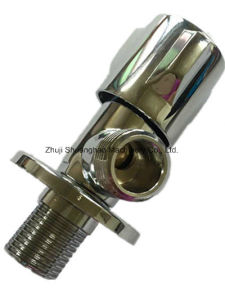 Stainless Steel Angle Valve Water Valve pictures & photos
