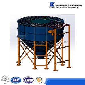 New Type 100-500 M3/H Mine Thickener Sewage Purification System pictures & photos