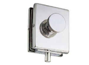 Ks-860 Glass Door Hinge Lock Patch Fitting pictures & photos