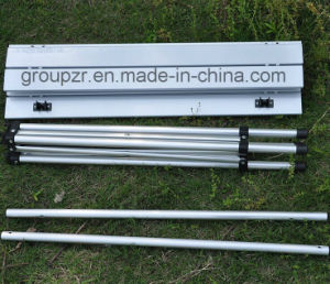 Outdoor Square Aluminum Table pictures & photos