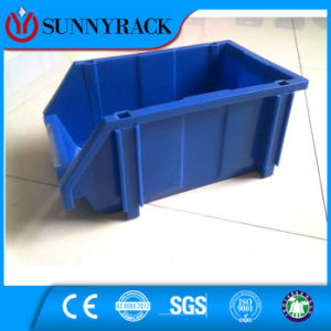 Small Components Storage Solution Plastic Storage Box Bin