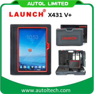 [Launch Distributor]Original Launch X431 V+ Support Bluetooth/WiFi Launch X-431 V Plus Full System Free Update X431 V Plus pictures & photos