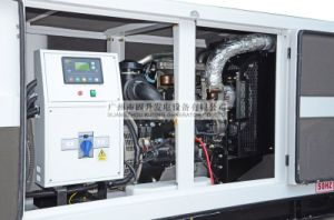 16kw/20kVA Electric Silent Diesel Generator Set with Perkins Engine pictures & photos