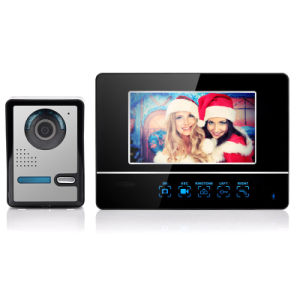 Wireless Recordable Video Door Phone Doorbell Home Security System pictures & photos