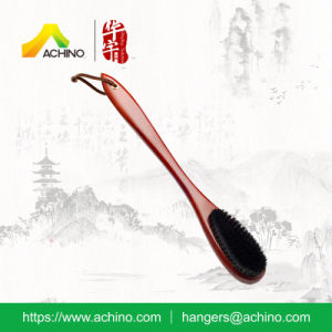 Clothes Protection Wood Brush for Hotel (AWBH104-Cherry) pictures & photos