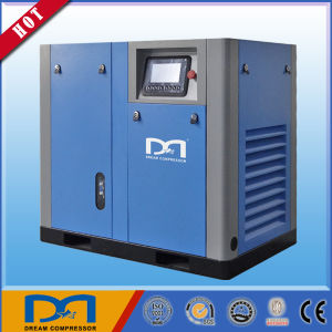 Water Lubricated Electric Oil Free Rotary Screw Air Compressor Made in China pictures & photos