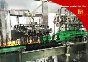 Automatic 8000bph Glass Bottle Beer Filling and Sealing Machine pictures & photos