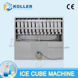 Koller 3 Tons Cube Ice Machine Used in Tropical Area pictures & photos