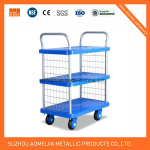 Ce & ISO Approved Hotel Trolley pictures & photos