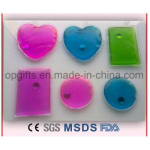 Square Shape PVC Heat Pads/ Reusable Instant Hand Warmers pictures & photos