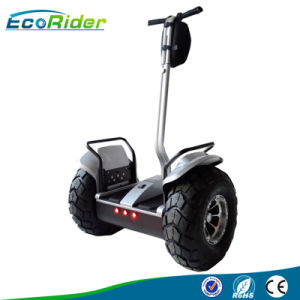 Fashion Cross Country Self Balancing Electric Chariot with Handle pictures & photos