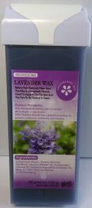 Roll-on Depilatory Wax Lavender Creme Wax pictures & photos