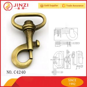 Custom Various Color Metal Swivel Snap Hook for Handbags