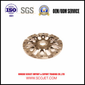 Gravity Casting Investment Casting Machinery Parts pictures & photos