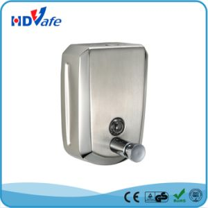 Hotel Stainless Steel Hand Soap Dispenser Wall Mounted Hds4401-a pictures & photos