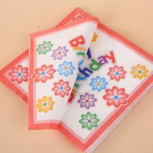 Multicolor Printed Restaurant Paper & Paper Towel pictures & photos