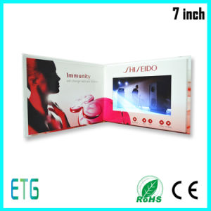 Business Promotion Video Card with Custom/Video Greeting Card pictures & photos