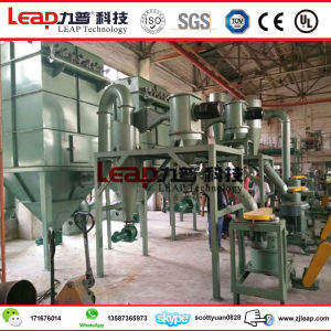 High Capacity Ultra-Fine Polyester Powder Crushing Machine with Ce Certificate pictures & photos