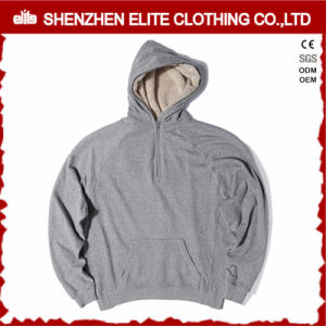 New Design Longline Wholesale Blank Pullover Fashion Hoody for Sale (ELTHSJ-1162) pictures & photos