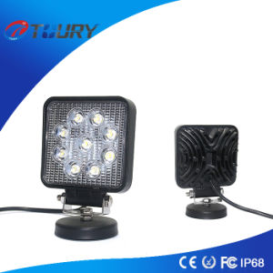 Auto Accessory LED Lighting 27W SUV Jeep LED Work Light Lamps pictures & photos