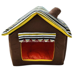 Super Soft Beautiful Pet Horse/Cat House/Pet Bed (KA00101) pictures & photos