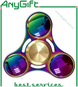 Colourful Hand Spinner/Innovative Anti Stress Toy/Fingertip Gyro for Kids & Adults pictures & photos