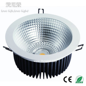 New Design Wholesale Price 50W COB Recessed LED Downlight pictures & photos