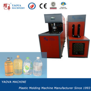 6L Semi-Automatic Stretch Blow Moulding Machine pictures & photos