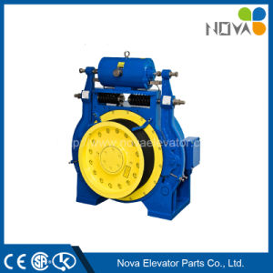 Elevator Low Noise Vvvf Gearless Traction Motor pictures & photos