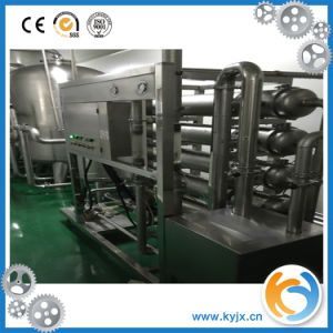 3000L Filter Membrane Drinking Water Treatment System in Stainless Steel pictures & photos