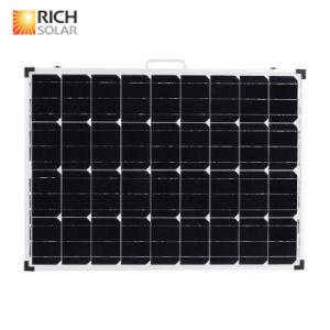 200W 12V Monocrystalline Folding Solar Panel Kit pictures & photos
