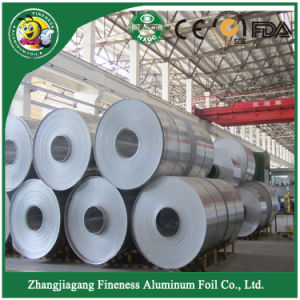 Waterproof Household or Industrial Aluminium Foil Jumbo Rolls pictures & photos
