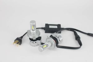 12V High Lumen 9005 LED Headlight in Guangzhou pictures & photos