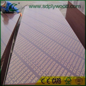 1220X2440X12mm Film Faced Plywood for Construction pictures & photos
