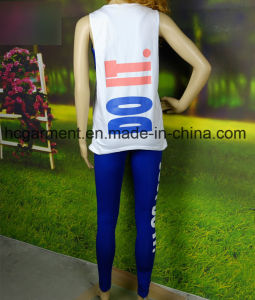 2017 Fashion Sports Wear Suit for Woman, Running Clothing pictures & photos