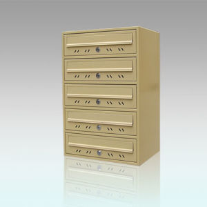 Powder Coated Apartment Mailbox pictures & photos