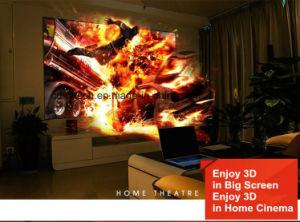 Smart Blu-Ray 3D Video Projector 10000 Lumen
