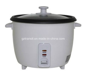 Electric Rice Cooker with Glass Lid Kitchenware