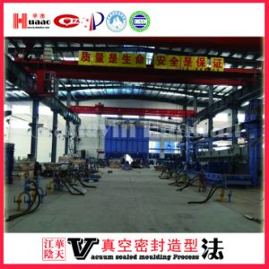 Vacuum Process Foundry Metal Casting Machine pictures & photos