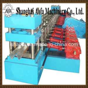 Two Waves Highway Guardrail Roll Forming Machine pictures & photos
