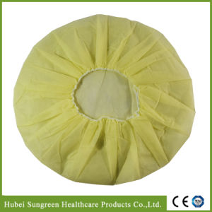 Disposable Non-Woven Polypropylene Bouffant Cap pictures & photos