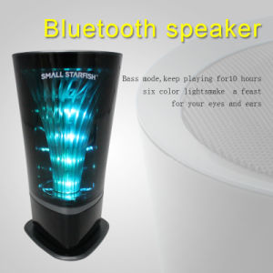 Black Vertical Dynamic Light Bar Regulates Small Speakers pictures & photos