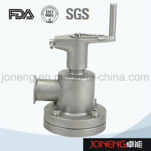 Stainless Steel Pneumatic Tank Bottom Diaphragm Valve (JN-DV1015) pictures & photos