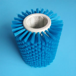 Black Nylon Material Round Glass Cleaning Brush pictures & photos
