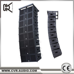 Cvr Hot Sale Line Array Sub-Bass System Dual 10 Inch Empty Box pictures & photos