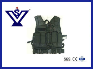 Army Green Military Gear Tactical Vest (SYSG-223) pictures & photos